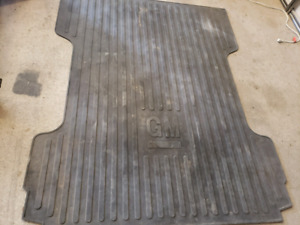 GMC removable truck bed liner