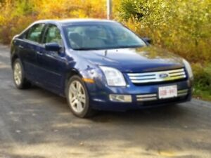 2007 FORD FUSION FOR SALE