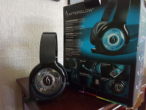 Afterglow Gaming Headset for Ps3, 360, PC, Wii