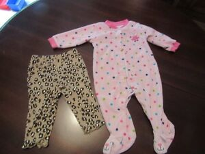 Girls Fall/Winter Clothing Size 9 Months Kitchener / Waterloo Kitchener Area image 2