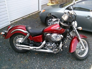 03 Honda Shadow ACE