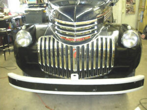 Grill and grill Assy 1942-1946 GMC Chevy truck 1/2 to 5 ton
