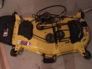 John Deere Mower Deck- 48 Inch