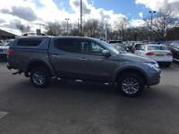 2016 Mitsubishi L200 Double Cab DI-D 178 Warrior 4WD Diesel grey Manual