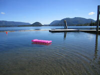 Honeymoon Bay, Lake Cowichan Rv Lot