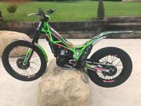 2018 Vertigo Vertical 300cc Trials Bike BIG SAVING ON NEW!!!!!