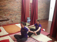 Licensed Holistic Practitioners with Thai Massage Experience