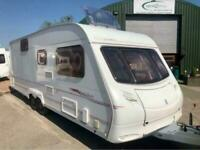 2006 ACE Jubilee 6 berth twin axle Caravan