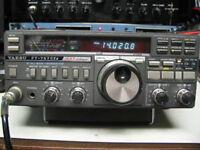 Yaesu 757 gx, Ham Radio CB radio scanners