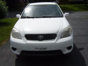 2008 Toyota Matrix VUS x/r