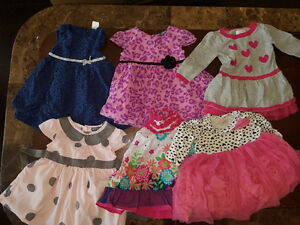 6 to 9 months girl clothes