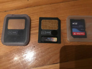 PNY - Flash memory cards - 128 MB and 16 MB