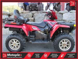 2009 Polaris Sportsman 800 Touring
