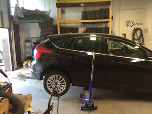 Bring your own tires Rim ON Tires change Over $20 to $30