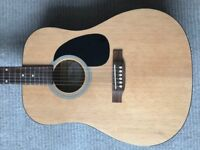 Acoustic Guitar / Redwood Quality as New