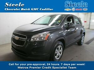 2013 Chevrolet TRAX LS One Owner & Dealer Maintained !!!