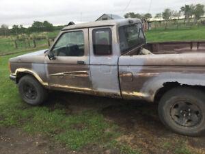 1992 Ford Ranger Sport Pickup Truck