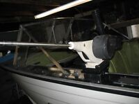 ELECTRIC CANNON DOWN RIGGER