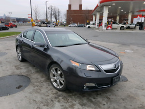 2013 Acura TL elite package SH AWD