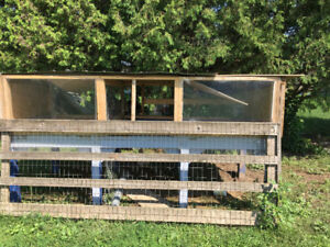 Chicken coop /brooder pens