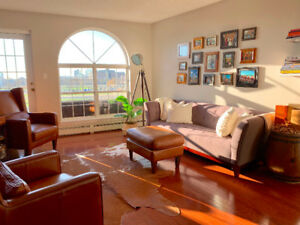 Executive Rental – 2 Bedroom- Downtown Halifax- Fully Furnished.