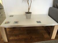 Two Tone Argos Coffee Table