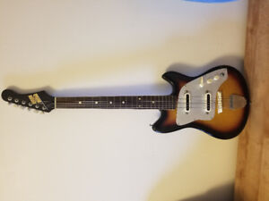 Saturn Electric Guitar for sale (Made in japan)