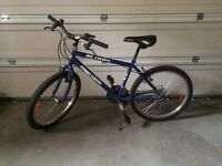 Supercycle 1800 18-Speed Hardtail Mountain Bike