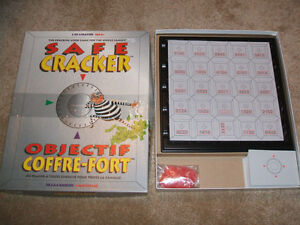 Safe Cracker-  Rare Out-of Print board game-NEW London Ontario image 1