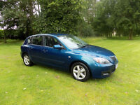 2007 57 reg Mazda Mazda3 1.4 TS netherton cars