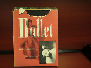A picture history of ballet (Hulton's picture histories) Hardcov