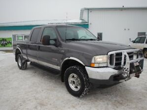 2003 Ford F350 Superduty LOW km's