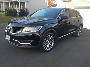 2016 Lincoln MKX, Very Low Kms