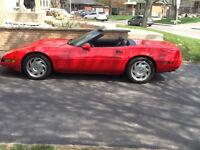 1994 Corvette Convertible