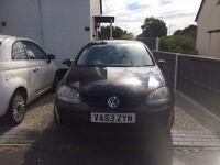 VW golf mk5 low mileage!!
