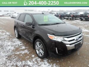 2013 Ford Edge LimitedAWD Leather Moonroof Nav