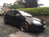 VOLKSWAGEN GOLF GT TDI 2005 May swap or PX
