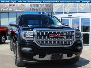 2017 GMC Sierra 1500 Denali | Front  Rear Park Assist | Wireless