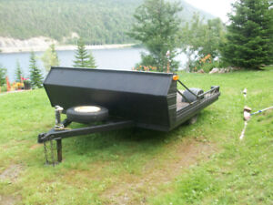 9 x 7 Utility Trailer For Sale!