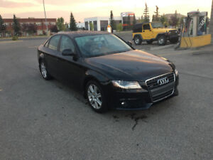 2009 AUDI A4 2.0T QUATTRO One Owner