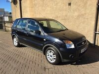 2008 FORD FUSION 1.4, 11 MONTHS MOT, WARRANTY, NOT CORSA FIESTA SX4 ASTRA MEGANE NOTE