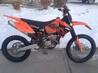 *****2007 KTM 250 XC-F ELECTRIC START CROSS COUNTRY ENDURO*****