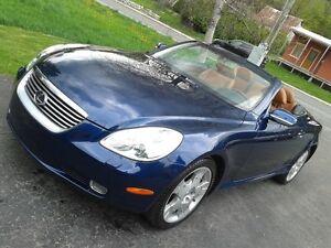 2005 Lexus SC 430 Cabriolet