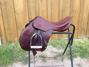 Stubben saddle