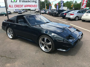 Very Rare In Mint Condition 1986 Nissan 300ZX Coupe