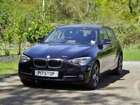 BMW 1 Series 120D 2.0 Sport 5dr DIESEL MANUAL 2014/14