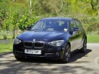BMW 1 Series 120D 2.0 Sport 5dr DIESEL MANUAL 2014/14