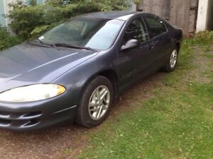2001 Chrysler Intrepid se Sedan