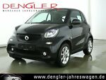 Smart FORTWO 52KW TWINAMIC*AUDIO*LED*PANO*SHZ PRIME