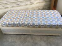 SINGLE DIVAN BED BRAND NEW
